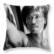 My Rights Throw Pillow