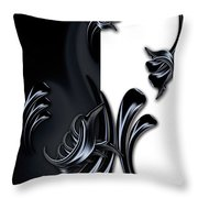 My Rising Projection Throw Pillow