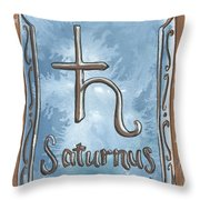 My Saturn Throw Pillow