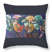 My Sentiments Throw Pillow
