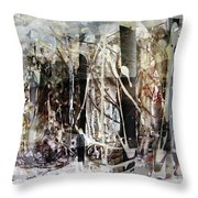 My Signature Or Yours  Throw Pillow