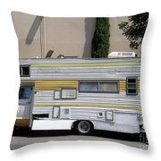 My Stalker Called It Pearl Room Throw Pillow