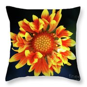 My Sunrise And You Throw Pillow