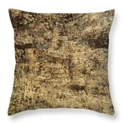 My Textured Stones D Throw Pillow