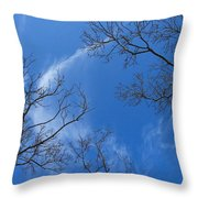 My Trees No.13 Throw Pillow