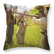 My Turn Throw Pillow