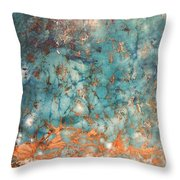 My Turquoise Throw Pillow