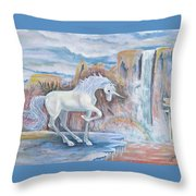 My Unicorn Throw Pillow