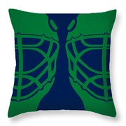 My Vancouver Canucks Throw Pillow