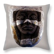My Veils I Throw Pillow