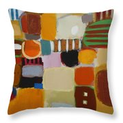 My Ways Throw Pillow