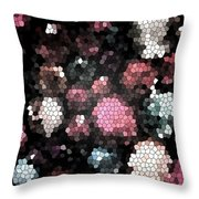Multiple Myeloma Touches All Throw Pillow