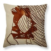 Myra - Tile Throw Pillow