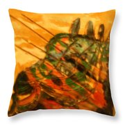 Myriad - Tile Throw Pillow
