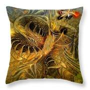 Myriad Throw Pillow
