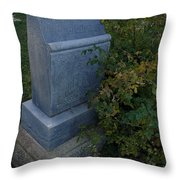 Myrtle At Rest Throw Pillow