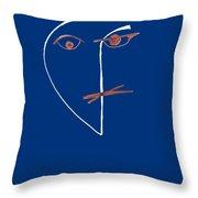 Myselfies. 10 September, 2015 Throw Pillow