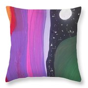 Mysteries Of Womanhood Throw Pillow