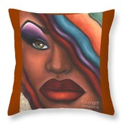 Mysterioso Too Throw Pillow