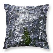 Mystical Forest 1 Throw Pillow
