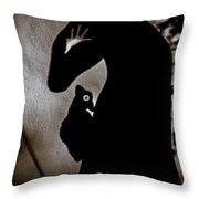Mysticscape Eyes A10c Throw Pillow