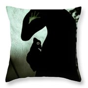 Mysticscape Eyes A10h Throw Pillow
