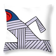 Mythical Creature Throw Pillow