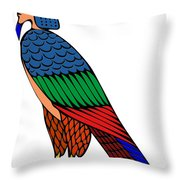 mythical creature of ancient Egypt Throw Pillow