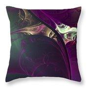 Mythical Fantasy Throw Pillow