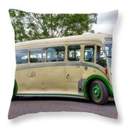 Nae 3 - Bristol L6b Coach Throw Pillow