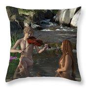 Naecken - The Nix Throw Pillow