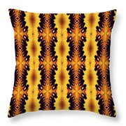 Nailed It Pattern Throw Pillow