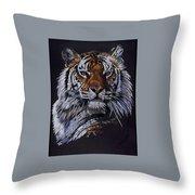 Nakita Throw Pillow by Barbara Keith
