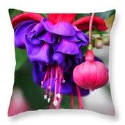 Name It Beautiful Throw Pillow
