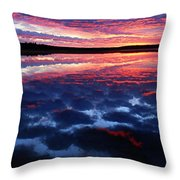 Namekus Dawn Throw Pillow