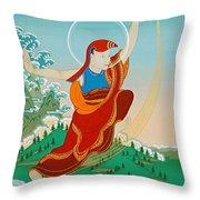 Namkai Nyingpo Throw Pillow