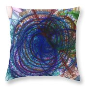 Rudi Throw Pillow