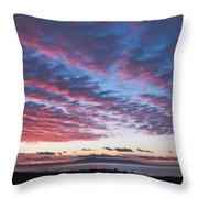 Nanabijou Sunrise Throw Pillow
