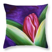 Nancy Throw Pillow
