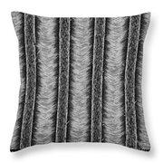 Nanowires, Nanowalls, Sem Throw Pillow