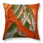 Nansamba - Tile Throw Pillow