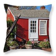 Nantucket Throw Pillow