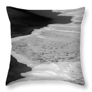 Nantucket Shores Throw Pillow