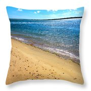 Nantucket Sound - Y1 Throw Pillow