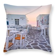 naousa 'XXXIII Throw Pillow