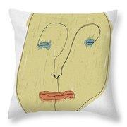 nap Throw Pillow