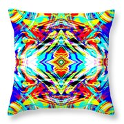 Naphod Throw Pillow