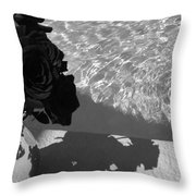 Narcissitic II Throw Pillow