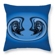 Narcissus 2016 Throw Pillow
