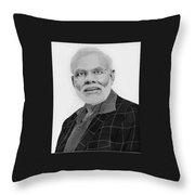 Narendra Modi Throw Pillow